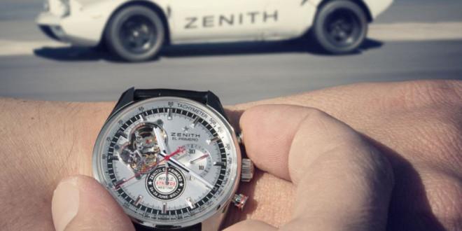 Hodinky Zenith El Primero - Chronomaster World Stratos