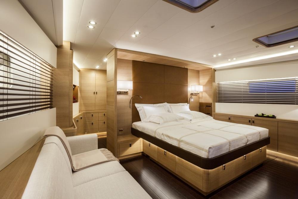 Luxusní plachetnice Swan 115 Shamanna