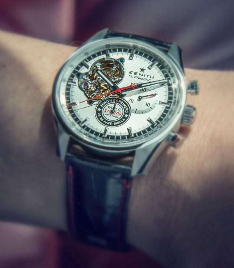 luxusní hodinky Zenith