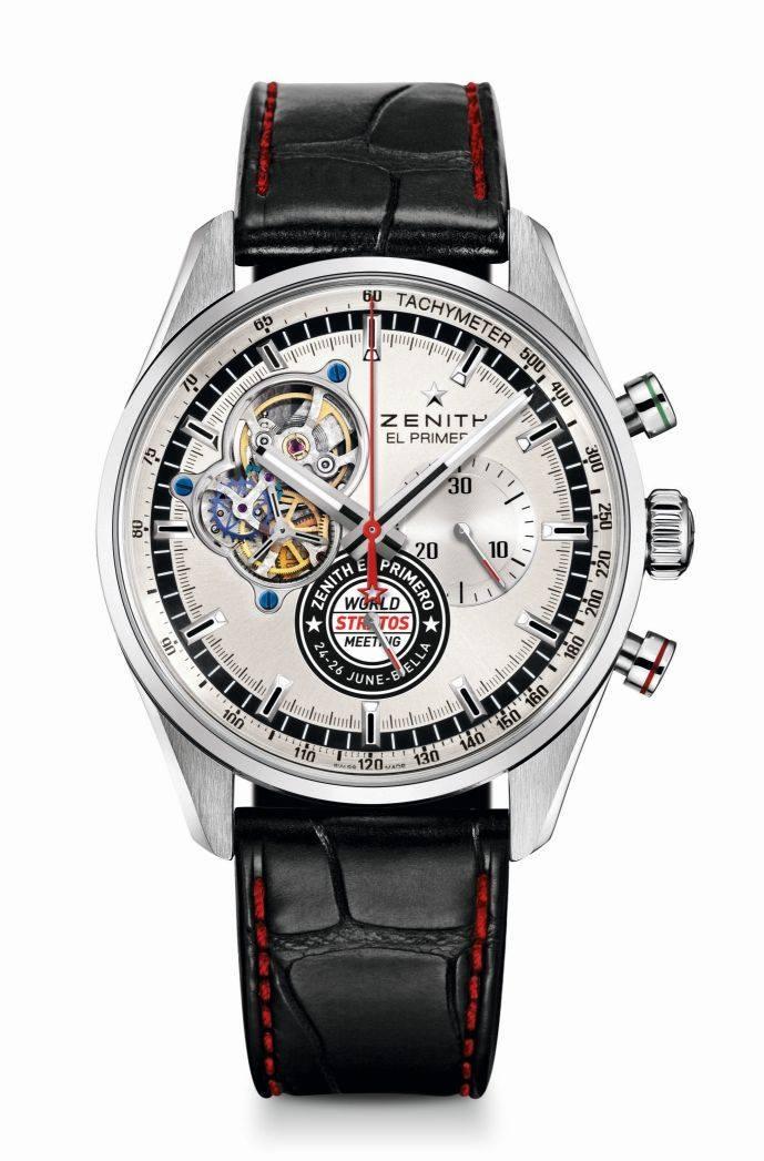luxusni hodinky Zenith El Primero Chronomaster World Stratos