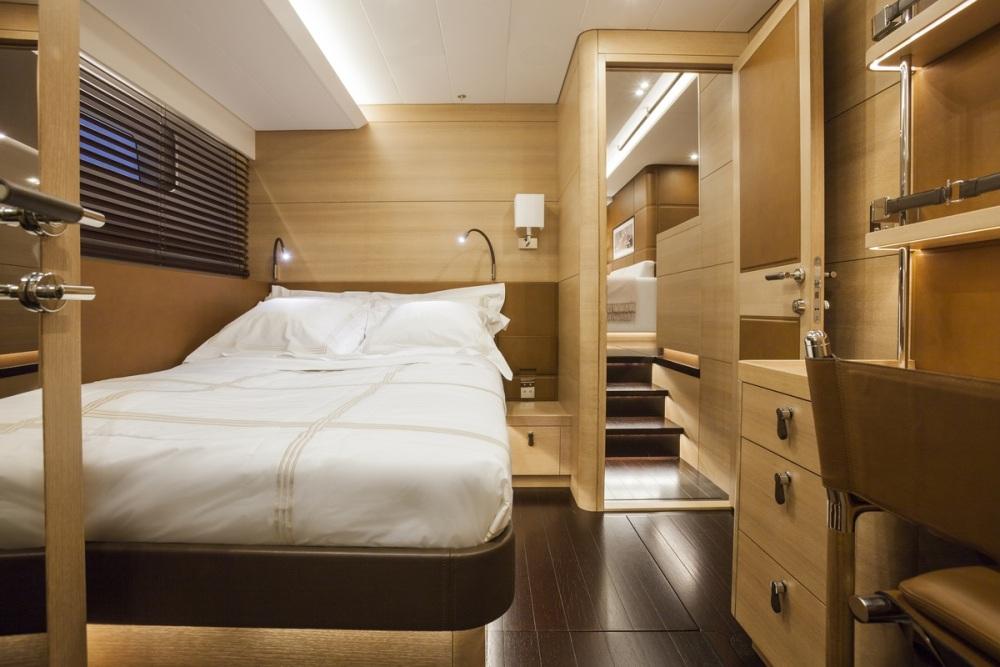 luxusni jachta Swan 115 Shamanna