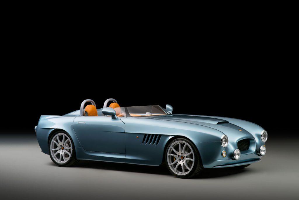 Bristol Bullet luxusní britský speedster