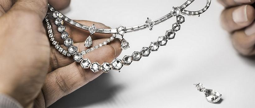 Luxusní šperky Dior Versailles