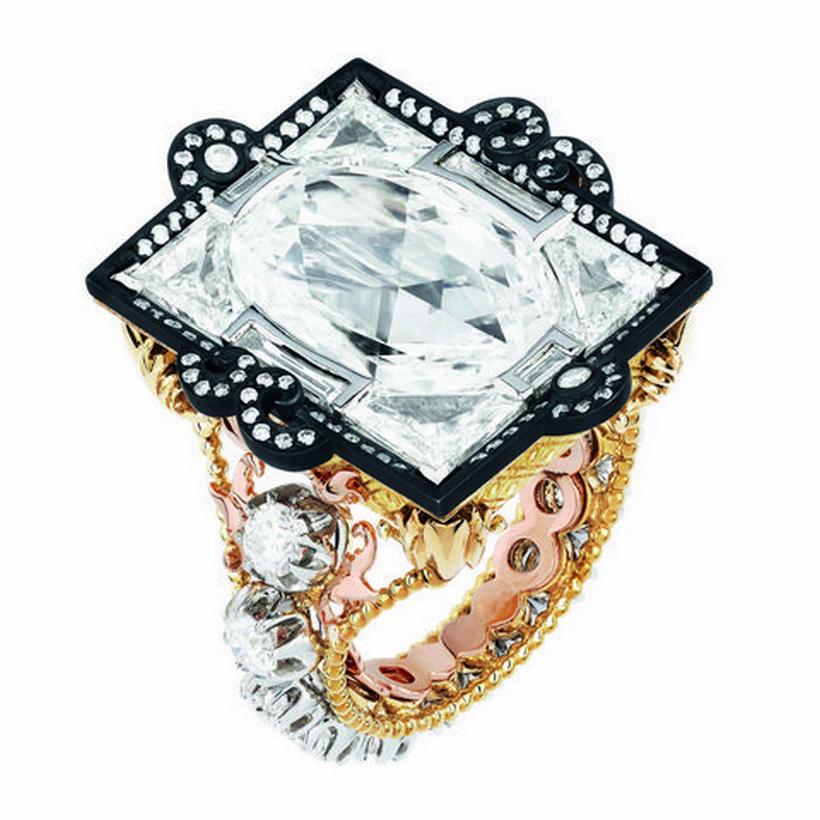 Luxusní prsten Dior a Versailles