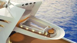 L'Amage luxusní jachta