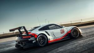 Porsche 911 RSR 991 2017