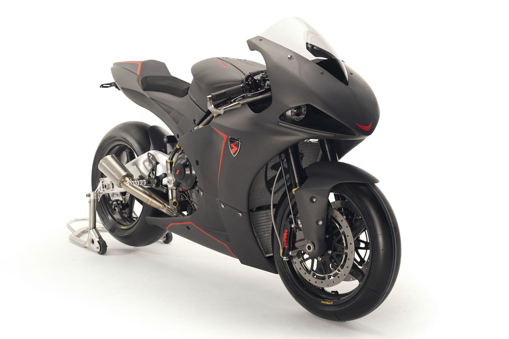 Spirit Motorcycles GP Sport R