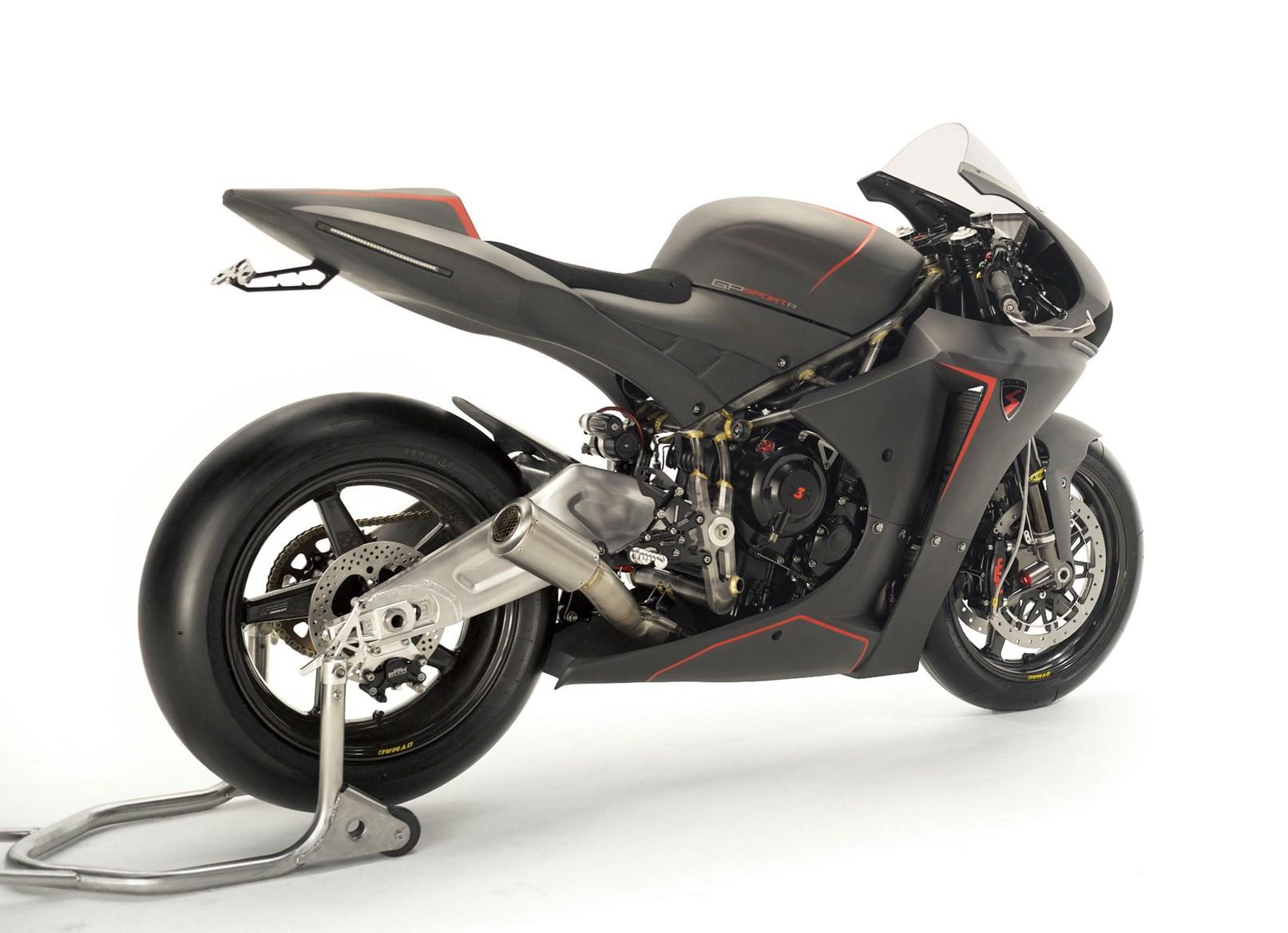 Spirit Motorcycles - GP Street