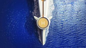 ultra luxusní jachta L'amage
