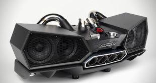 Audio systém inspirován Lamborghini – ESAVOX od iXOOST