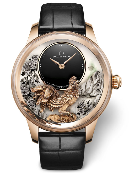 petite-heure-minute-relief-white-gold-rooster-jaquet-droz