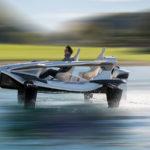 Quadrofoil Q2S – privátní křídlový člun
