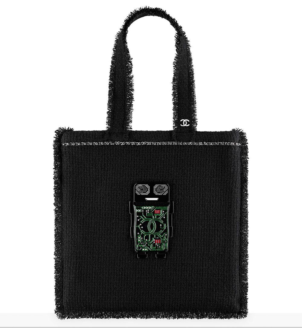 chanel-large-robot-shopping-bag