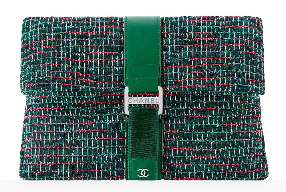 chanel-tweed-clutch-green-85-92