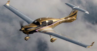Diamond Aircraft DA50-V Be Unique