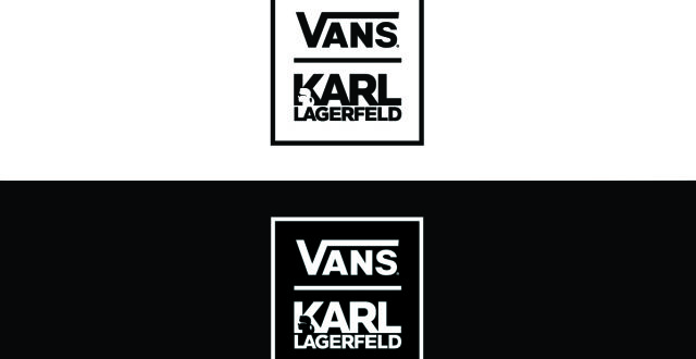 Vans X Karl_LOGO